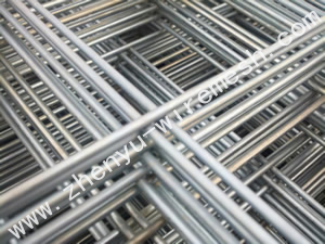 Galvanized Welded Mesh Panel
